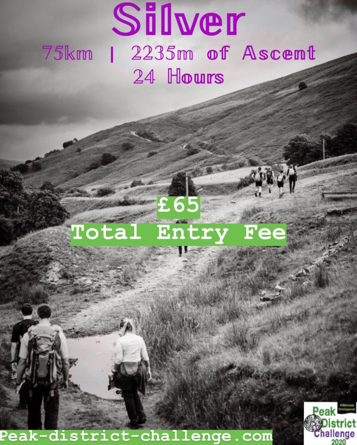 The Peak District Challenge is still taking place in September, registrations remain open at www....