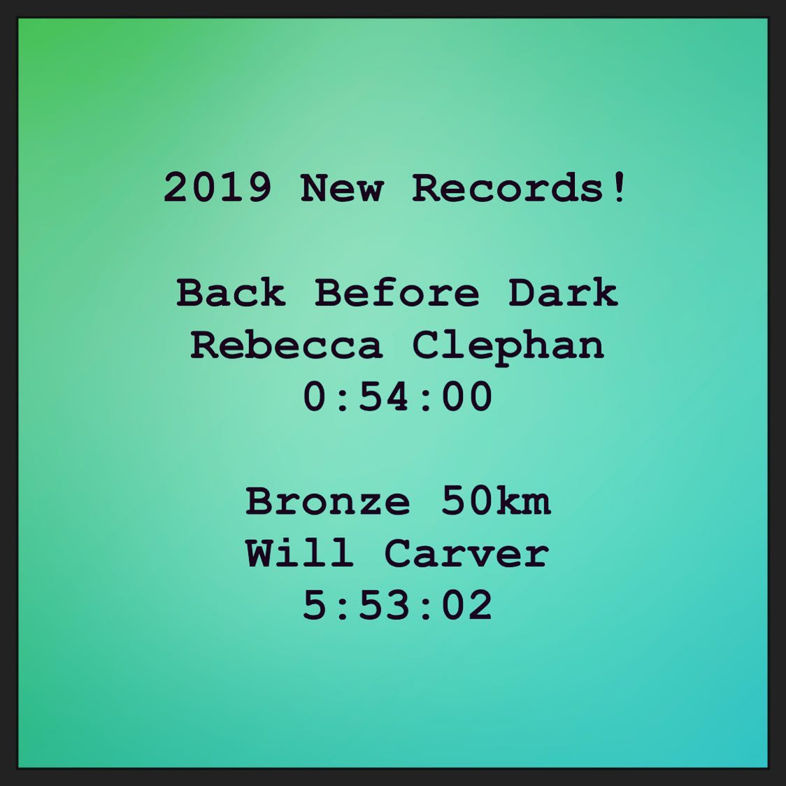 The 2019 Peak District Challenge saw two new records in both our 10km Back Before Dark and Bronze...