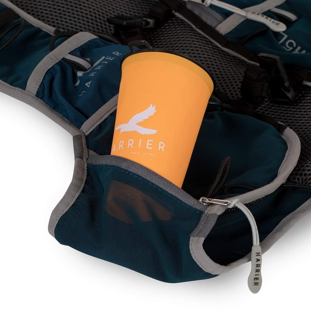 Great news! @harrier_trail_running great new Soft Cup will be part of the Peak District Challenge...