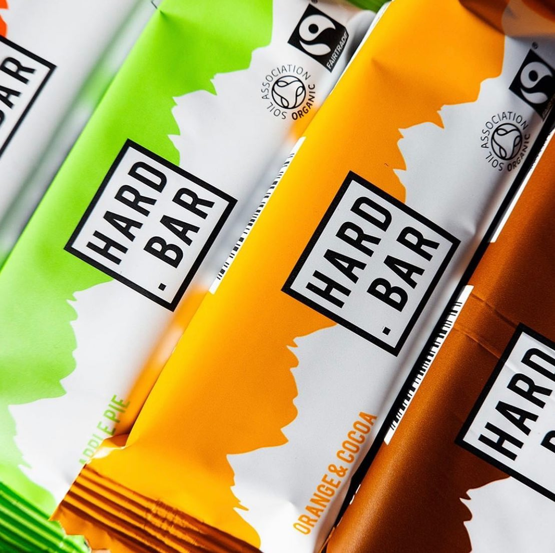 Vegan, Ethical, Plastic-Negative @hard.bar are a great snack for your adventure, and what's more,...