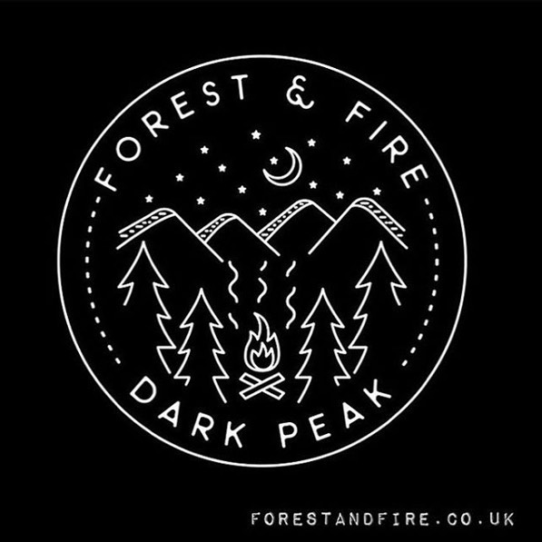 @forestandfire.est2017 are a fantastic local brand, with beautiful clothing, badges and stationar...