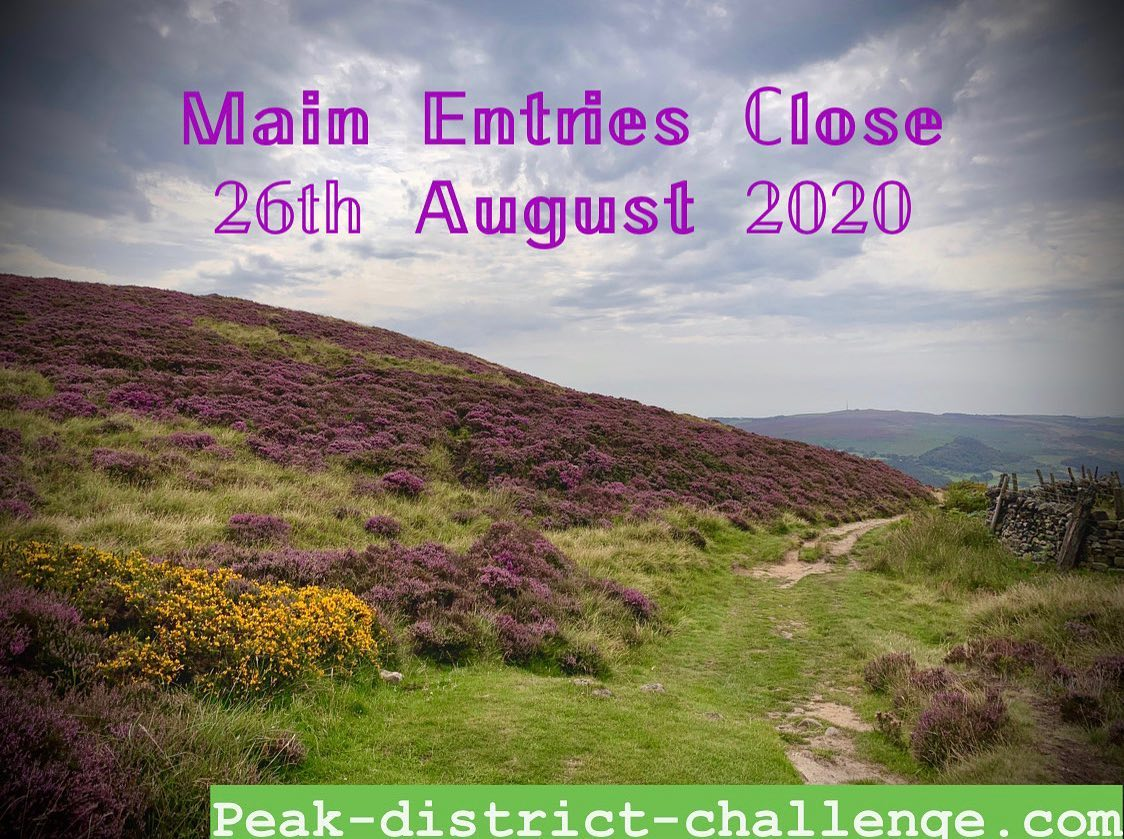 There is just one week left to enter the Peak District Challenge 2020, which is going ahead on 18...