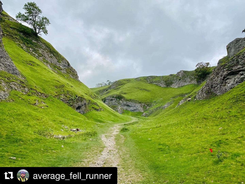 More en route shots from @average_fell_runner of last weekend's Peak District Challenge - what gr...
