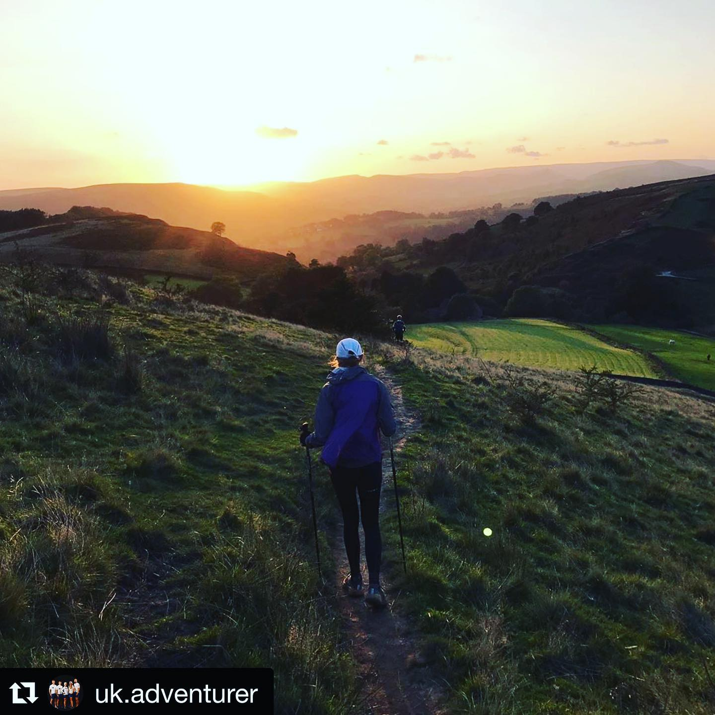 Repost from @uk.adventurer - amazing effort, well done team! ・・・ A couple of pictures of the 100k...