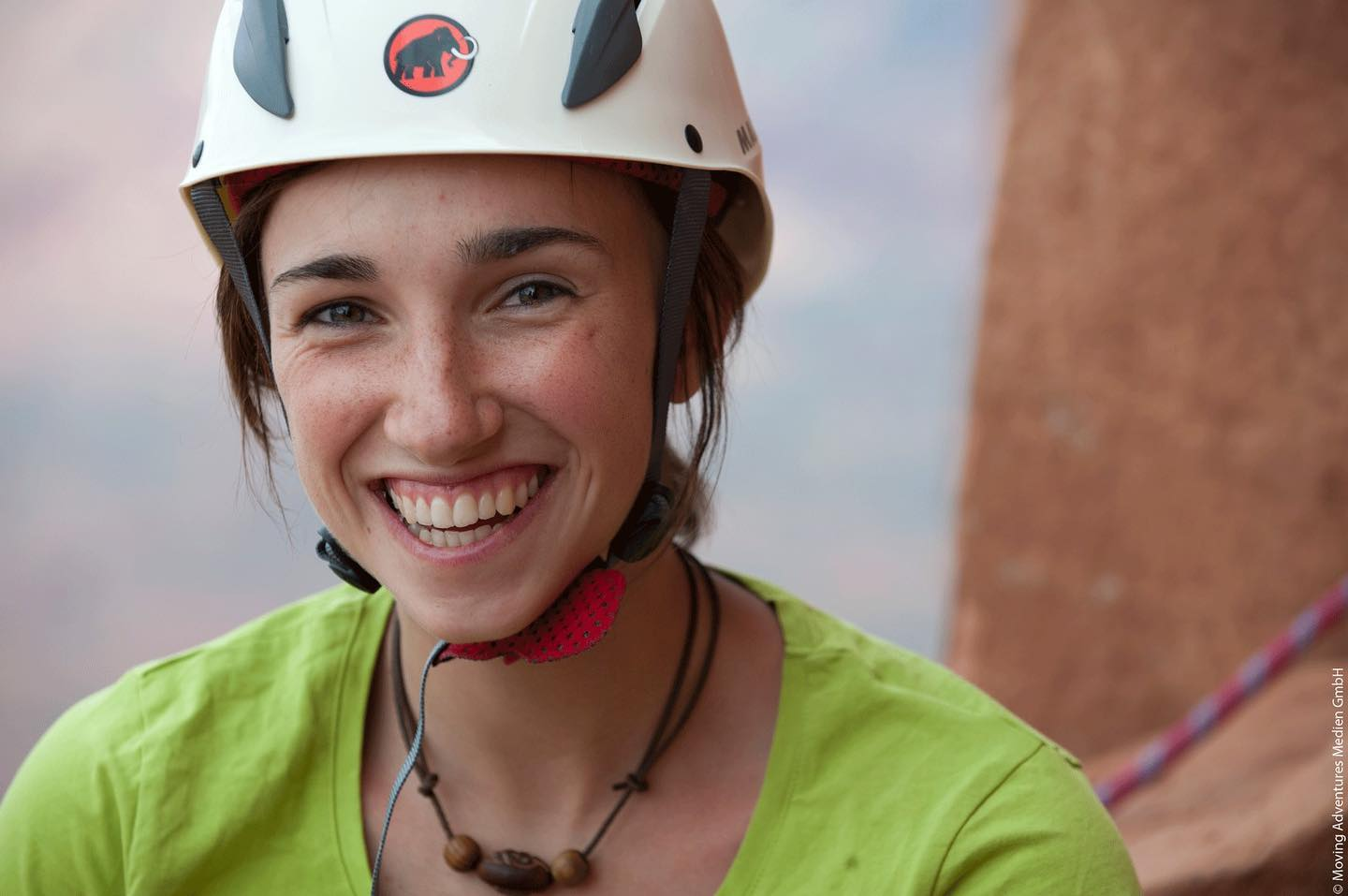 At the iconic Castleton Tower in Utah, two generations of climbers meet. Lynn Hill, living climbi...