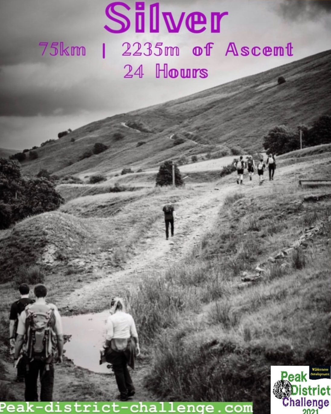 Peak-District-Challenge.com registrations are open with total entry fees for our Silver Challenge...