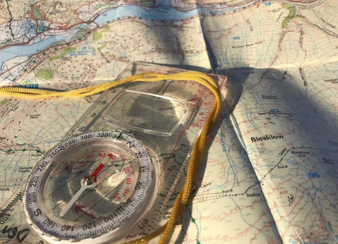 Are your map reading skills where you want them to be to get the most out of your Peak District C...