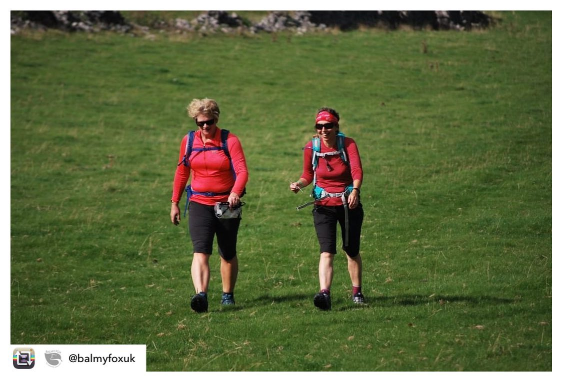 Repost from @balmyfoxuk LAST CHANCE to Enter our Draw for a FREE @peakdistrictchallenge  place – ...