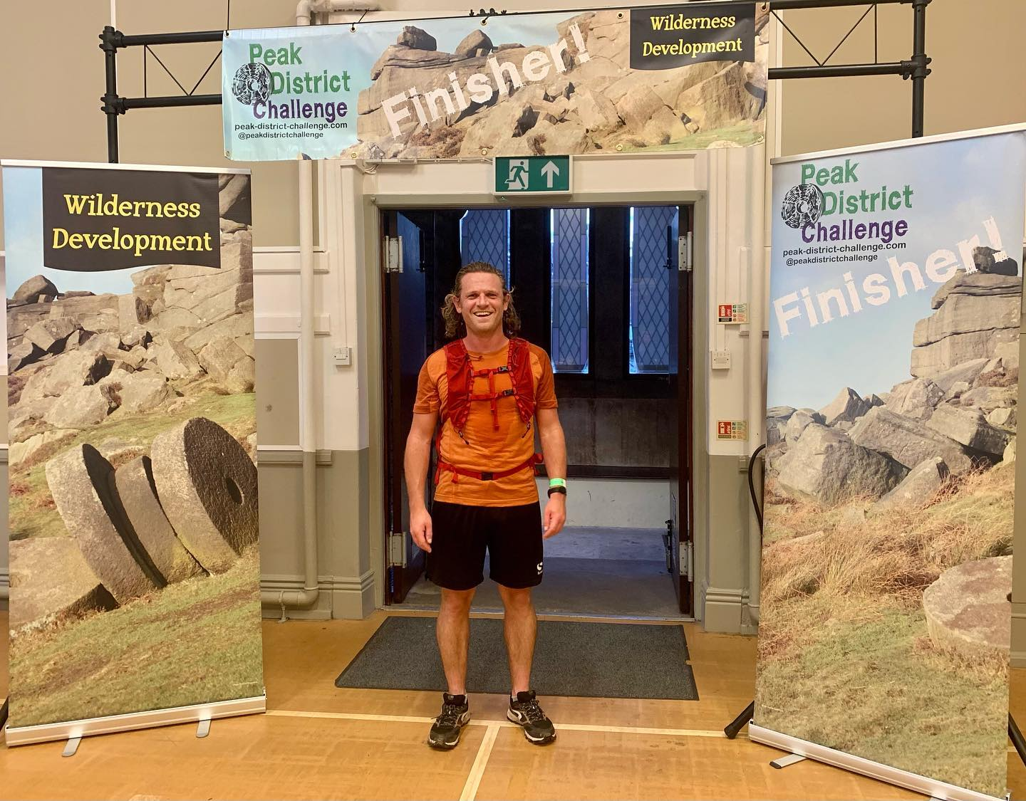 Congratulations to Sam Brown, winner of the Back Before Dark 10k fell race. Sam joins the limited...